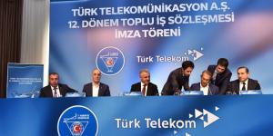 Türk Telekom'un 12 bin çalışanına sözleşme müjdesi…