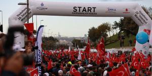 Vodafone 39. İstanbul Maratonu 12 Kasım'da koşulacak…