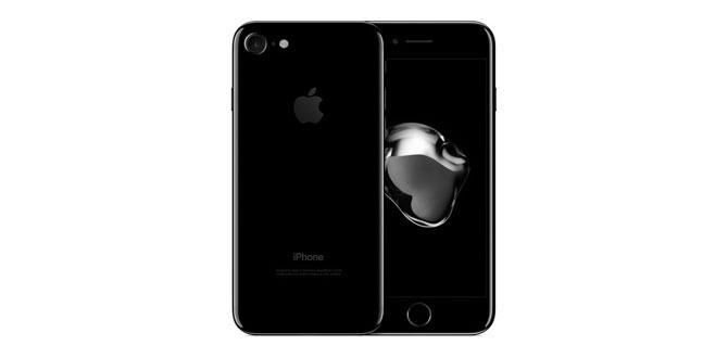 32 GB'lık Jet Black iPhone 7 n11.com'da satışa açıldı…