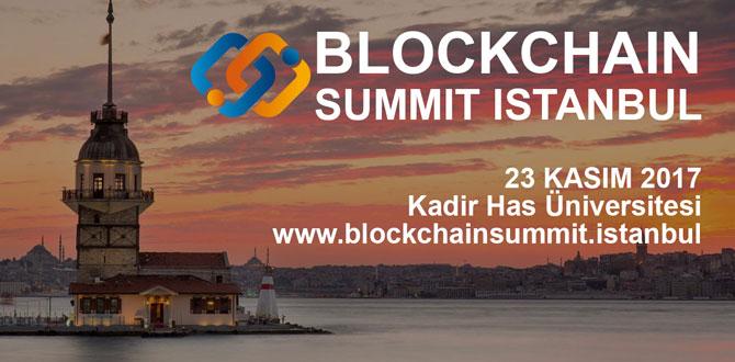 Teknolojinin kalbi Blockchain Summit'te atacak…