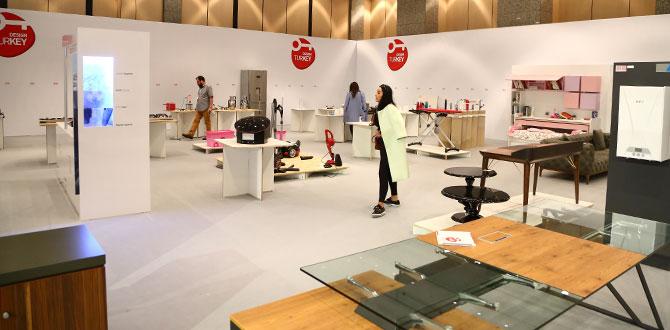 Endüstriyel tasarım dünyasına yön veren tasarımcılar İstanbul'da buluşuyor…