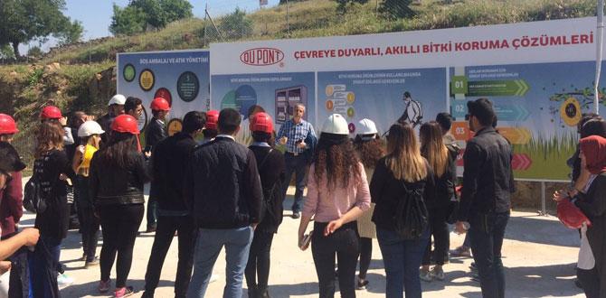 DuPont, Vodafone Akıllı Köy Projesi'ne destek oluyor…