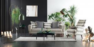 Enza Home'dan evlere zarif bir dokunuş: Dolce Oturma Grubu