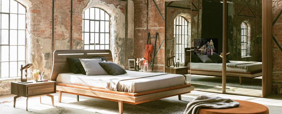 Loda ile yatak odalarında teknoloji etkisi…