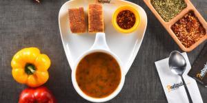 Nelipide Gurme'nin karalahana çorbası ile kışa sıcacık bir merhaba…