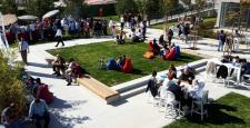 Park Mozaik'te yaşama derinlik katan 9 Meydan açıldı…