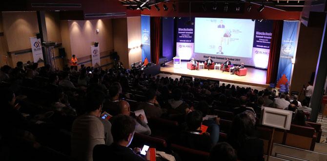 Teknolojiye yön veren isimler Blockchain Summit İstanbul'da buluştu…