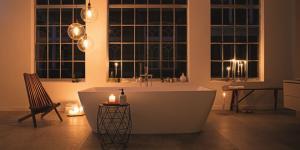 """Danimarkalıların mutluluk felsefesi """"Hygge"""" Duravit ile banyolara yansıyor…"""