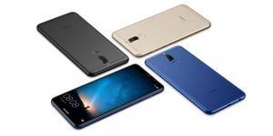Huawei Mate 10 lite şimdi Türkiye'de!