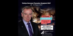 Finans teknolojilerinin en güçlü ismi Chris Skinner Türkiye'ye geliyor!