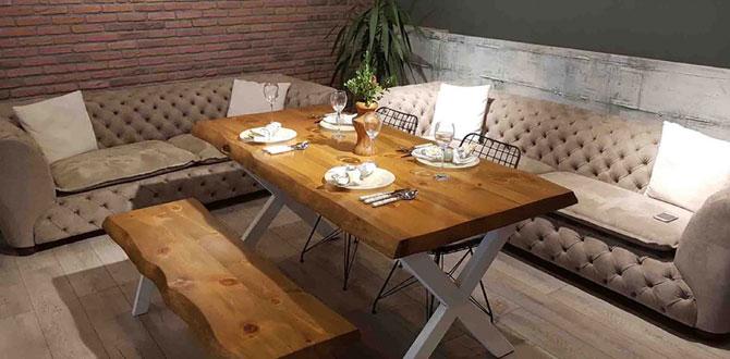 """SZN, mobilyada """"organik"""" kavramı ile farkını ortaya koyuyor…"""