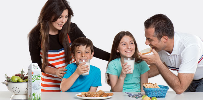 Diyabete karşı süt tüketin!
