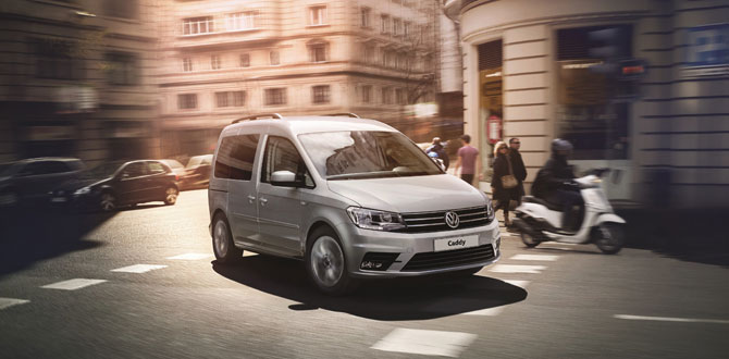 Volkswagen Caddy'de yıl sonuna özel indirim fırsatları…