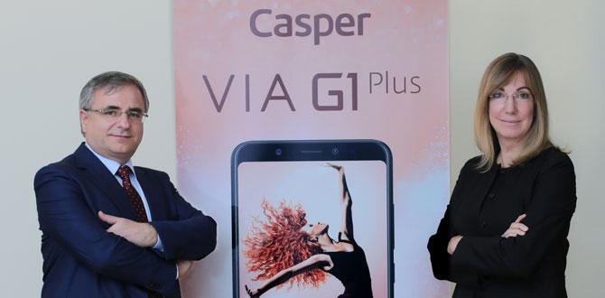 Casper 2017 yılında yüzde 40 büyüdü…