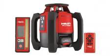 Düşmelere karşı yüksek hassasiyet garantili Hilti PR 3 Eksenel Lazer