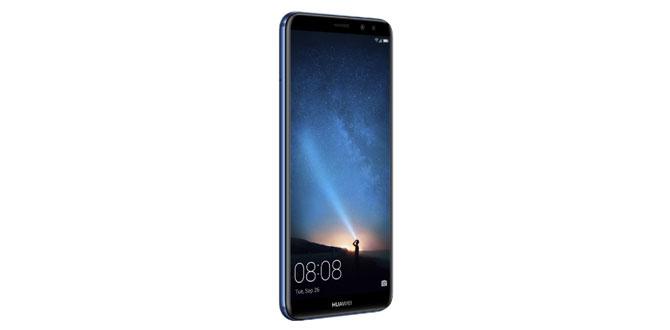 Huawei ailesinin 'dört' kameralı yeni üyesi: Mate 10 Lite