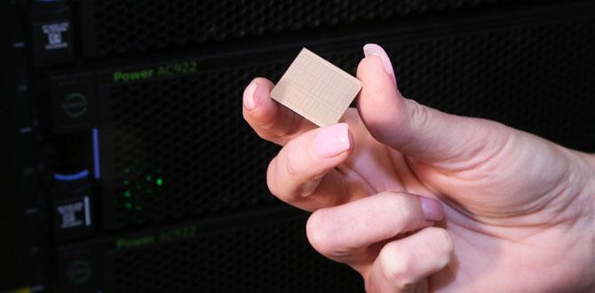 IBM'den yapay zekâ için en gelişmiş sunucu: POWER9
