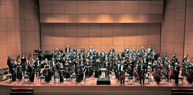 İDSO Denizbank Konserleri bu hafta Haliç Kongre Merkezi'nde…