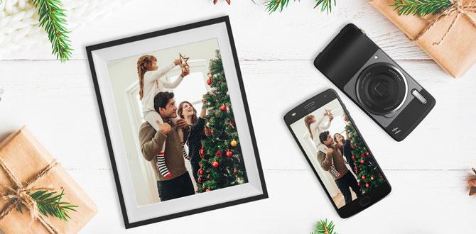 Tek tık ile profesyonel bir fotoğraf makinesine dönüşen Moto Z² play ile yılbaşı anılarınızı ölümsüzleştirin…