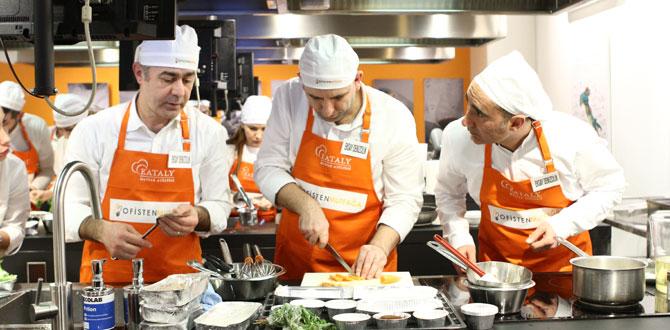 Şirketler mutfakta harikalar yaratacak…