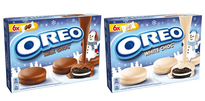 Oreo'dan kardan adamlı yeni yıl paketi…