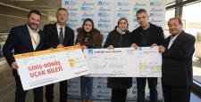 İstanbul Sabiha Gökçen, 31 milyonuncu yolcusunu karşıladı…