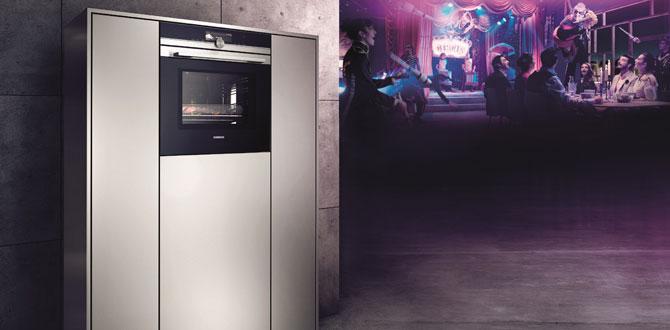 Geleceğin mutfakları Siemens Ankastre ile evlere geliyor…