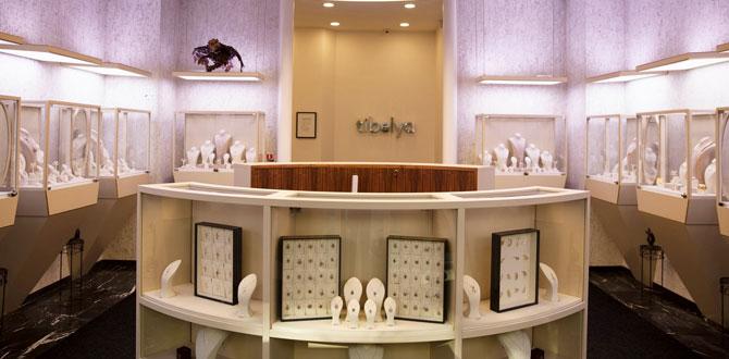 Tibelya ile mücevher tasarımcılarının ilk vitrini Paris olacak…