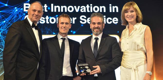 Vestel Müşteri Hizmetleri'ne altın inovasyon ödülü…