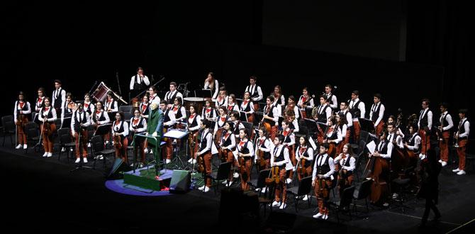 Doğuş Çocuk Senfoni Orkestrası'na uluslararası platformda iki ödül…