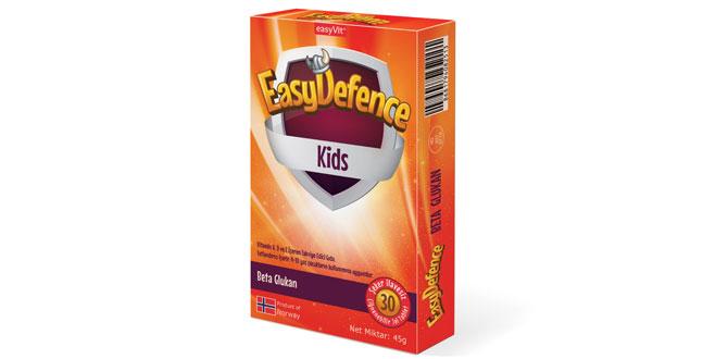 EasyDefence, bağışıklığınızın koruma kalkanı…