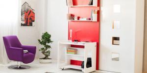 Gençlere özel hareket eden mobilya: Studio 5
