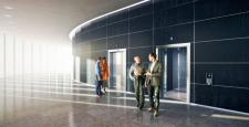 Yüksek binalara Kone Highrise Minispace™ ile yüksek konfor…