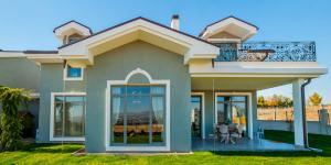 Isınma giderinde ezber bozan villa…