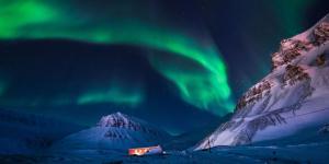 Kuzey ışıklarını izleyebileceğiniz en iyi 5 rota…