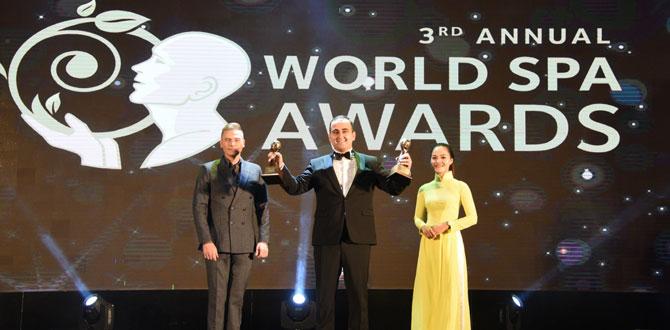 Rixos Hotels yeni yıla ödüllerle girdi…