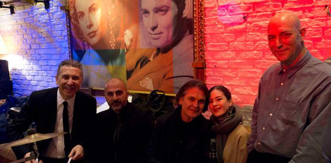 Eskişehir'in vazgeçilmezi Sempre ile cazın vazgeçilmezi Bizz Band buluşuyor!