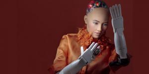 Dünyanın ilk insansı robotu Sophia, Marketing Meetup 2018'e konuk olacak…