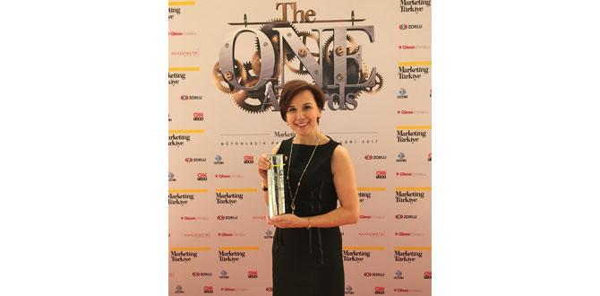 The ONE Awards ödülünü Teknosa aldı…