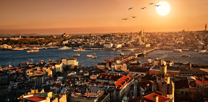 İstanbul artık çok daha estetik bir görünüme kavuşacak…