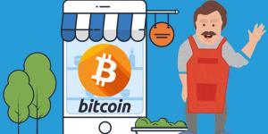 Mahallede Bitcoin'le alışveriş yapma dönemi…