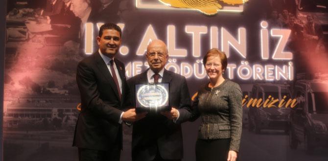Ford Otosan'ın 'Altın İz' ödülleri görkemli bir törenle takdim edildi…