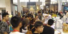Dünya devi mobilya firmaları Çin'de Türk stantlarında buluştu…
