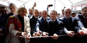 Anadolu yakasının sahil cephesi en geniş alışveriş merkezi İstMarina AVM açıldı…