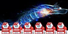 Av-Test'ten Bitdefender'e 6 ödül birden!
