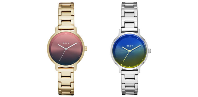 DKNY saatleri yaz renkleriyle modernize ediliyor…