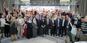 Eminevim, Bursa'da tapu dağıttı…