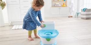 Fisher-Price ile tuvalet eğitimi artık çok kolay!