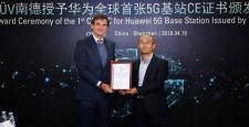 Huawei, 5G ürünleri için CE tipi değerlendirme belgesi elde eden ilk şirket oldu…