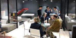 Kilim Mobilya, yenilikçi ve konforlu ürünleriyle Milano'da İsaloni Mobilya Fuarı'ndaydı…